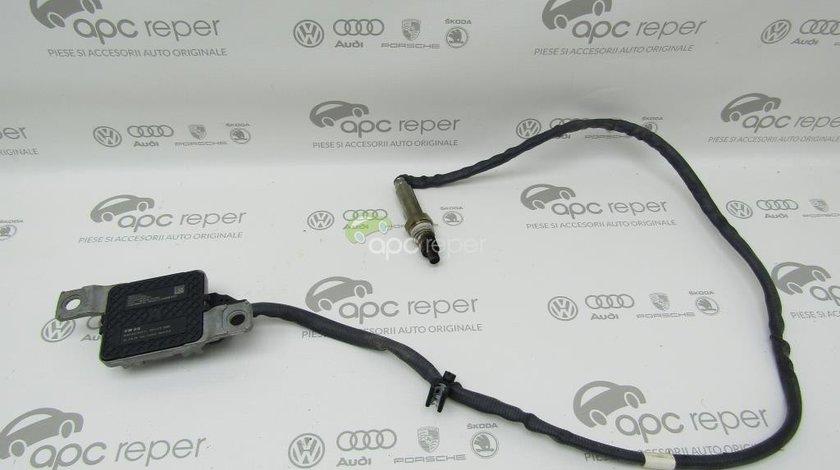 Senzor nox (dupa catalizator) Audi A4 8W - Cod: 8W0907807D
