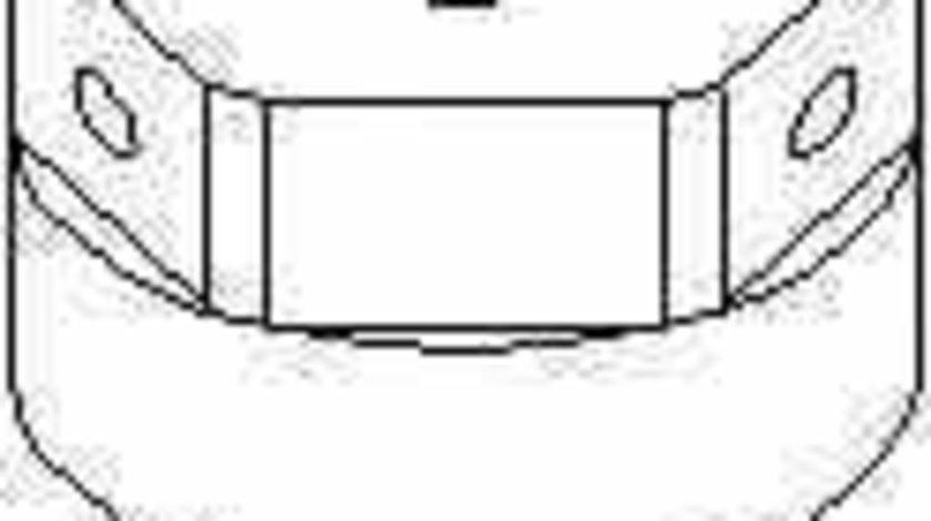 senzor odometru VW POLO 9N TOPRAN 110 584