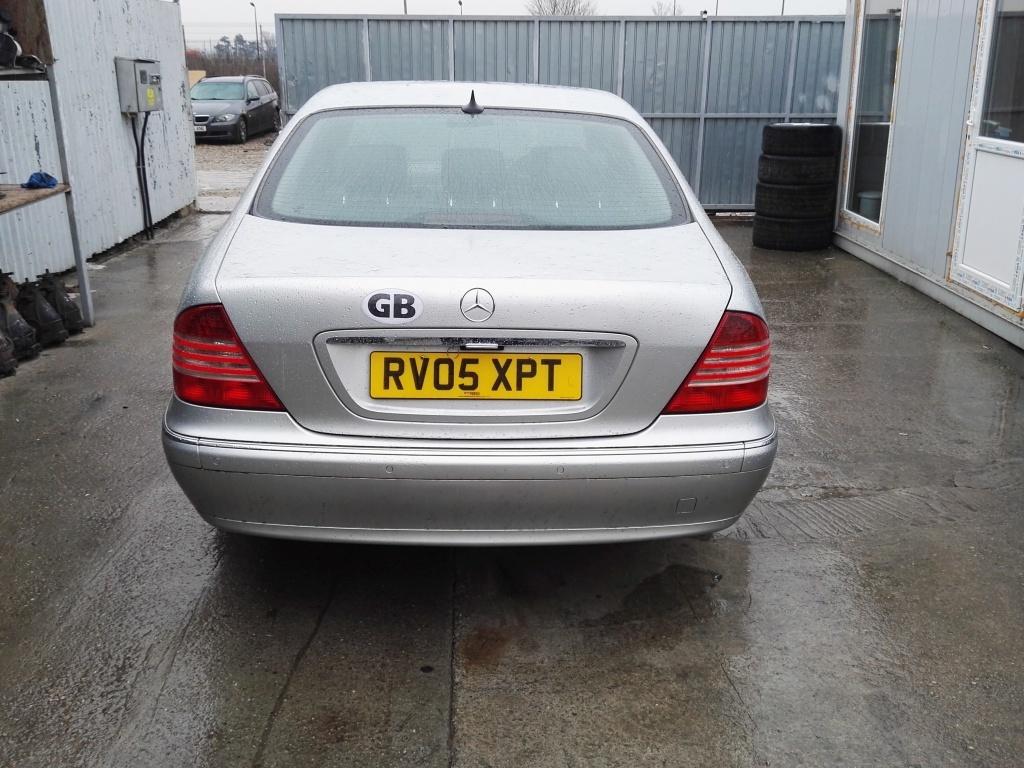 Senzor parcare spate Mercedes S-CLASS W220 2005 BERLINA S320 CDI