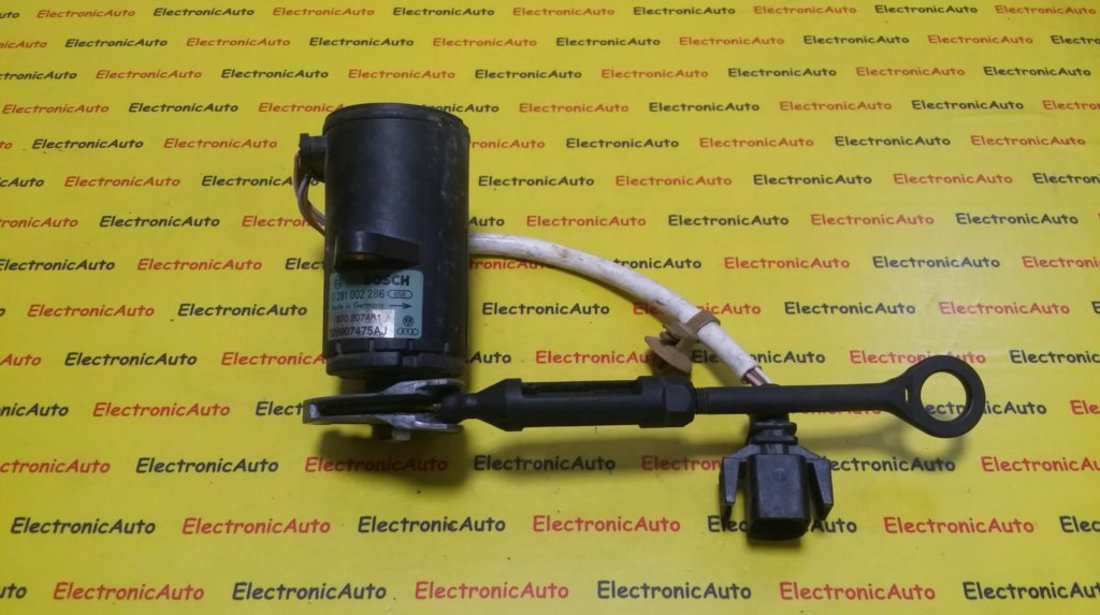 Senzor Pedala Acceleratie VW, 0281002286, 870207481, 028907475AJ