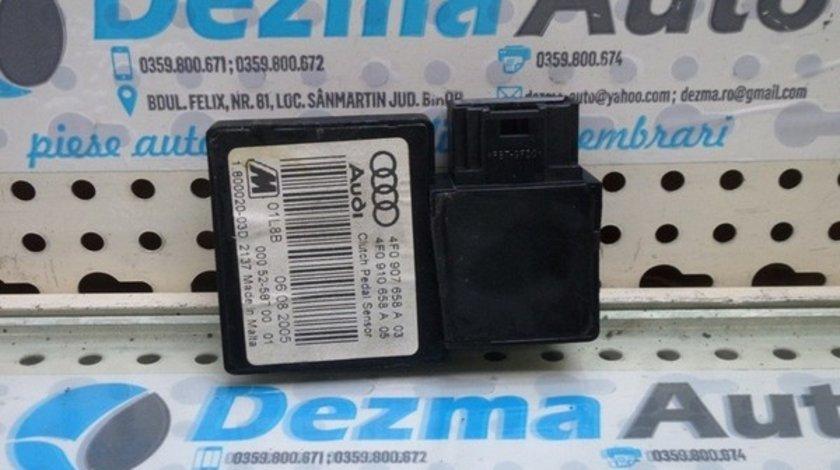 Senzor pedala ambreiaj Audi A6 (4F2, C6), 4F0907658A