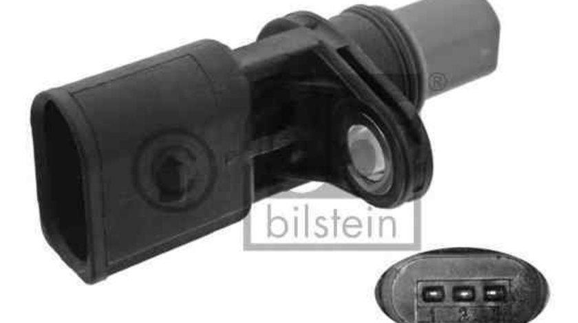 Senzor pozitie ax cu came AUDI A4 (8E2, B6) FEBI BILSTEIN 38772