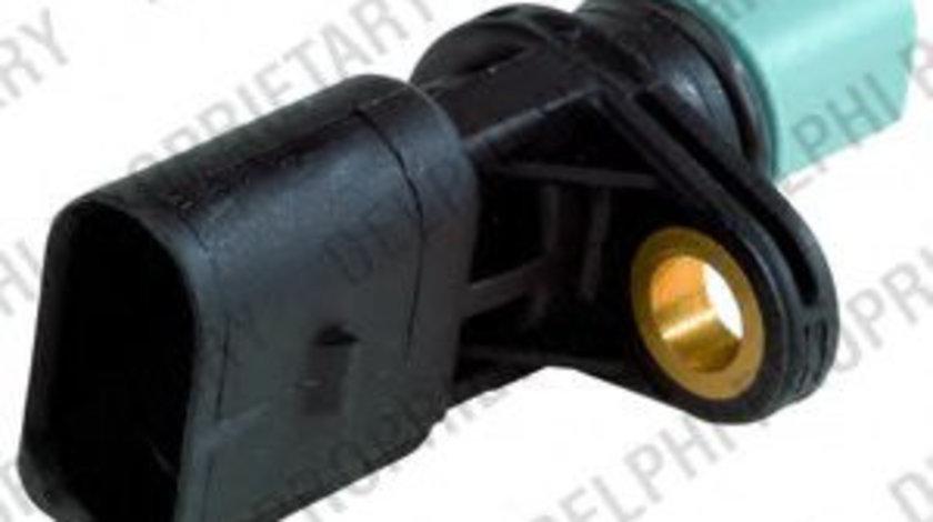 Senzor,pozitie ax cu came AUDI A4 Cabriolet (8H7, B6, 8HE, B7) (2002 - 2009) DELPHI SS10762-12B1 piesa NOUA