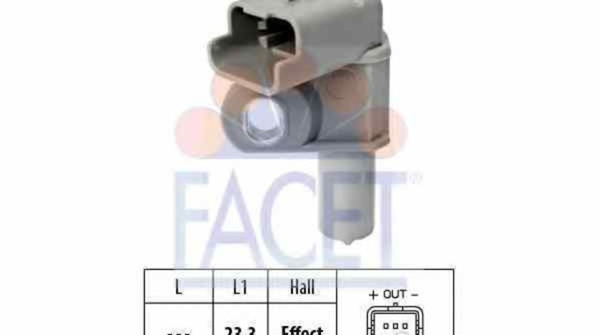 Senzor pozitie ax cu came FORD FOCUS C-MAX FACET 9.0632