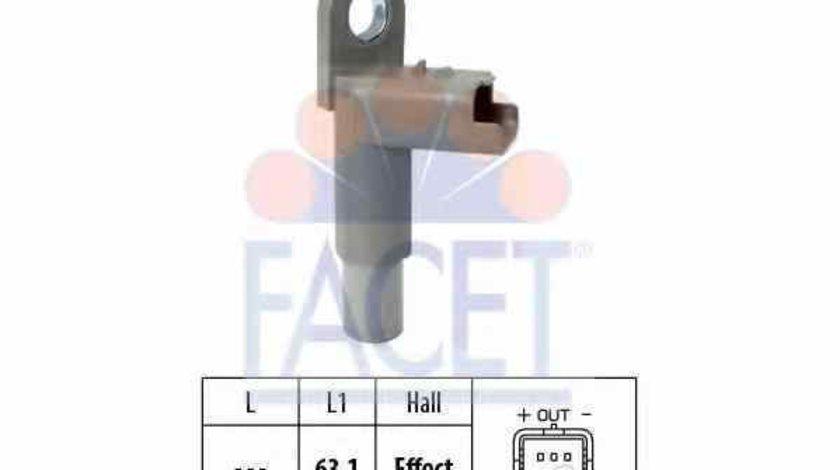 senzor pozitie ax cu came PEUGEOT 1007 (KM_) FACET 9.0463