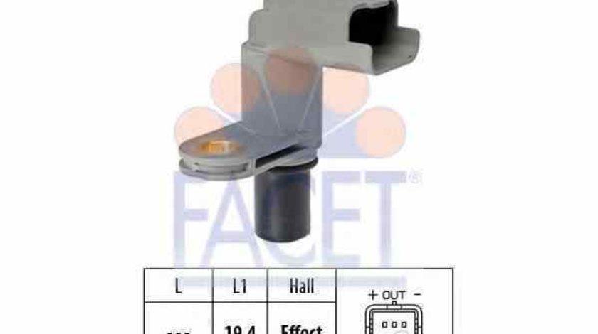 senzor pozitie ax cu came PEUGEOT 1007 (KM_) FACET 9.0468