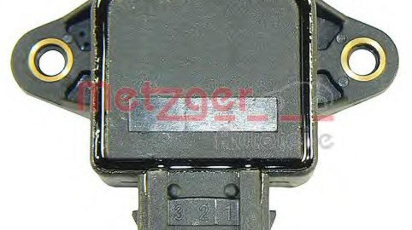 Senzor, pozitie clapeta acceleratie HYUNDAI COUPE (RD) (1996 - 2002) METZGER 0904002 piesa NOUA