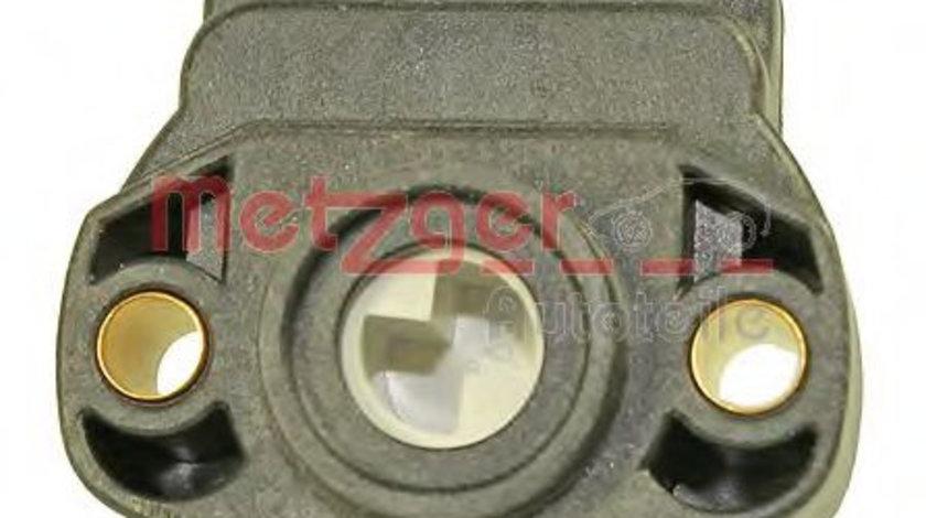 Senzor, pozitie clapeta acceleratie JEEP CHEROKEE (KJ) (2001 - 2008) METZGER 0904036 piesa NOUA