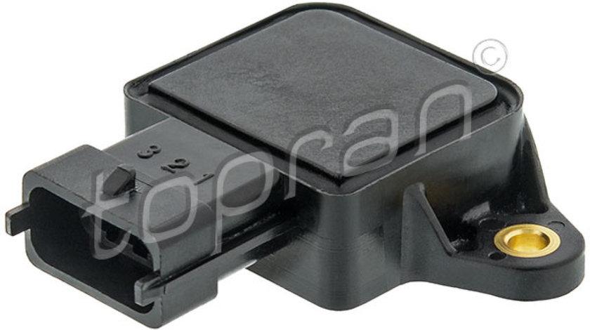 Senzor pozitie clapeta acceleratie OPEL ASTRA G hatchback F48 F08 Producator TOPRAN 206 176