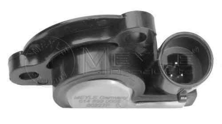 Senzor pozitie clapeta acceleratie OPEL ASTRA G hatchback F48 F08 MEYLE 614 899 0005