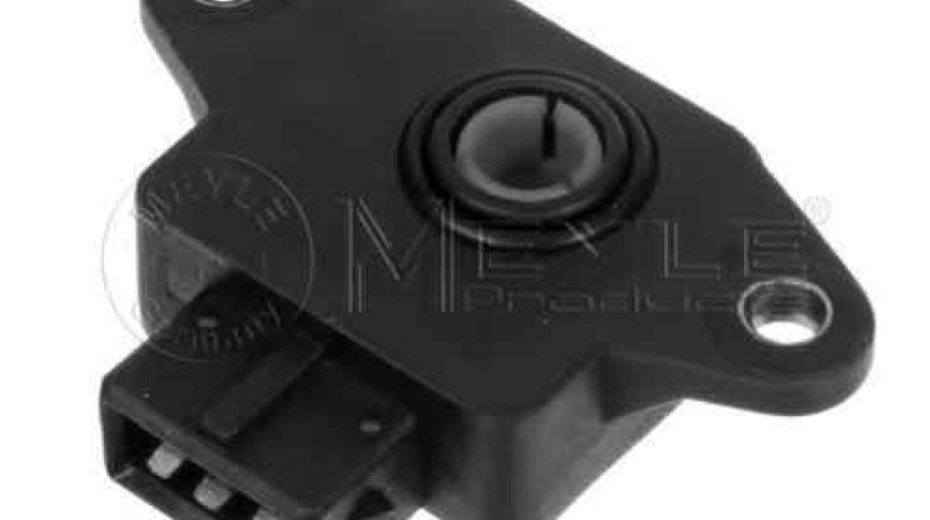 Senzor pozitie clapeta acceleratie PEUGEOT 806 221 Producator MEYLE 614 899 0008