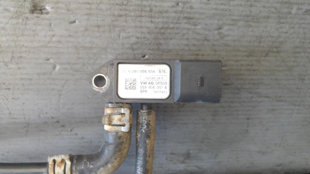 Senzor presiune 2.7 tdi can audi a6 4f c6 059906051a 0281006006