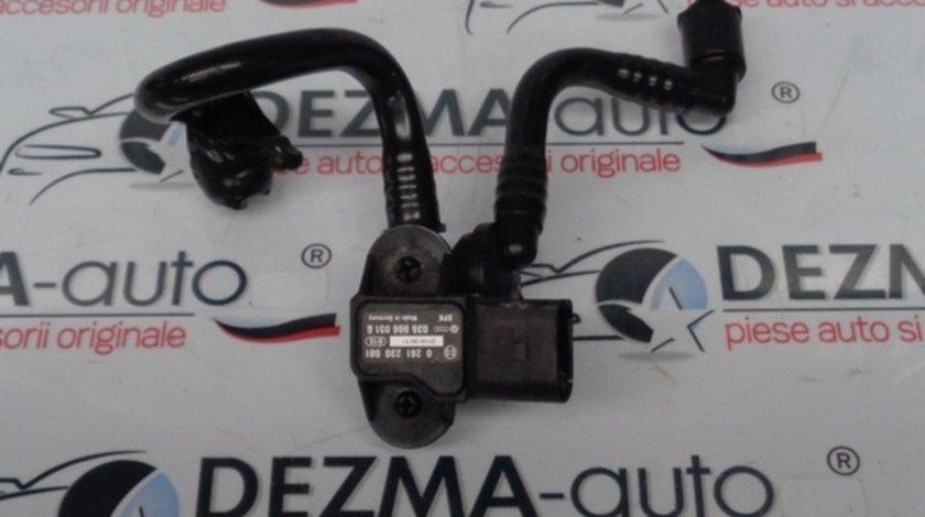 Senzor presiune aer, 036906051G, Volkswagen Golf 5 Variant