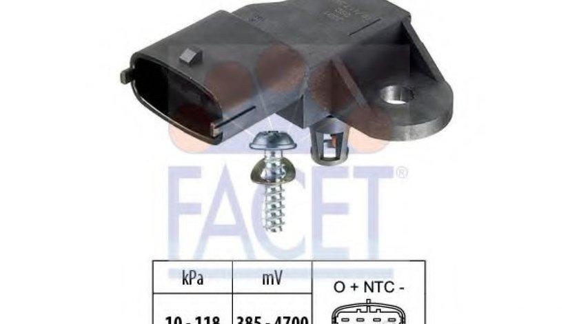 Senzor presiune aer FIAT ALBEA (178) (1996 - 2009) FACET 10.3091 piesa NOUA