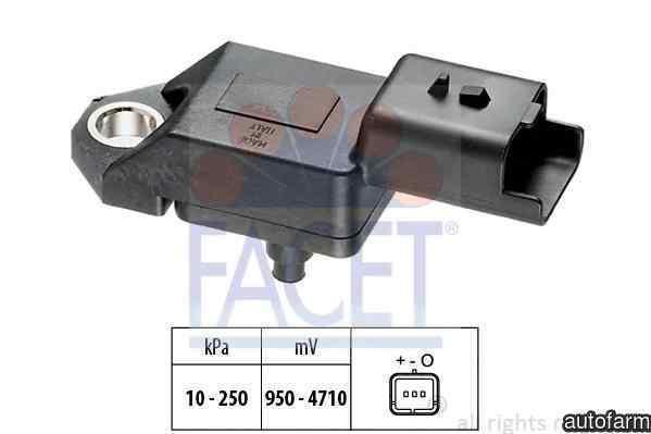 senzor presiune aer FORD S-MAX WA6 FACET 10.3136