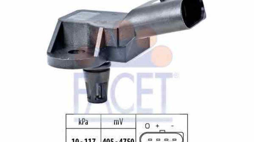 Senzor presiune aer galerie admisie AUDI A4 Avant 8K5 B8 FACET 10.3157