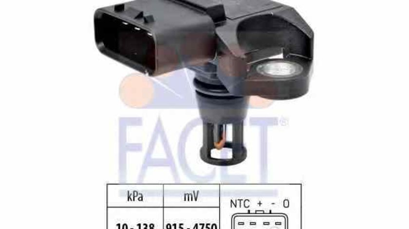 senzor presiune aer galerie admisie OPEL ASTRA H L48 EPS 1993158