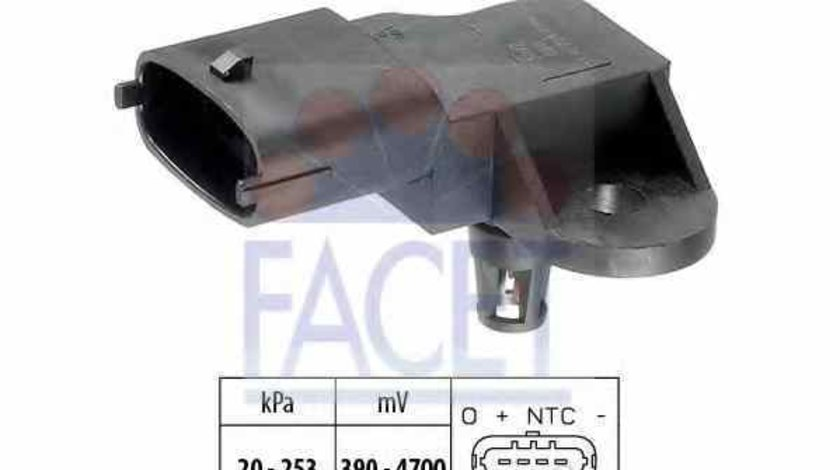 Senzor presiune aer galerie admisie OPEL CORSA D FACET 10.3092