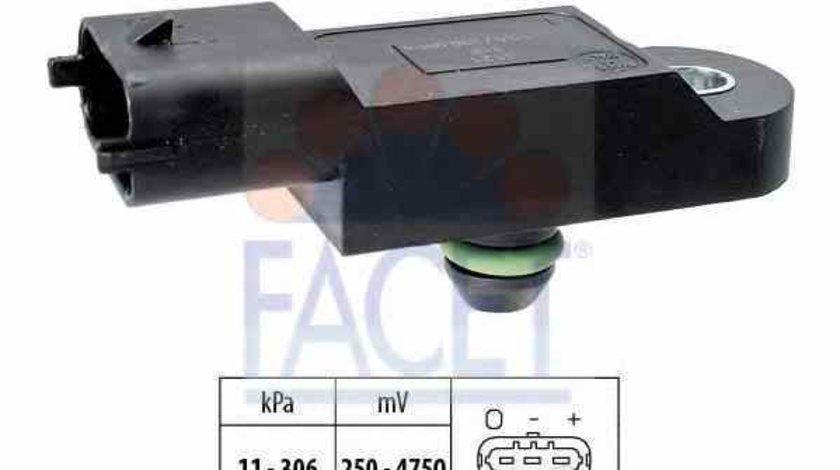 Senzor presiune aer galerie admisie RENAULT MASTER II caroserie FD Producator FACET 10.3121