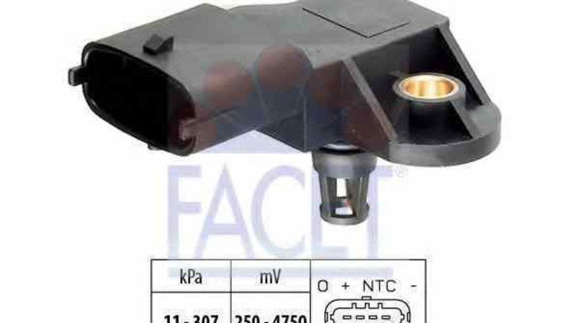 Senzor presiune aer galerie admisie SAAB 9-5 YS3E Producator FACET 10.3082