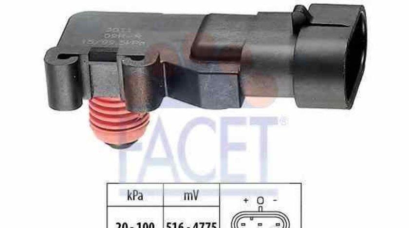 Senzor presiune aer galerie admisie VAUXHALL CORSA Mk II C W5L F08 FACET 10.3011