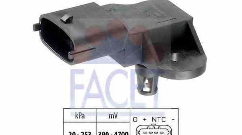 Senzor presiune aer galerie admisie VAUXHALL CORSA Mk III D L8 FACET 10.3092