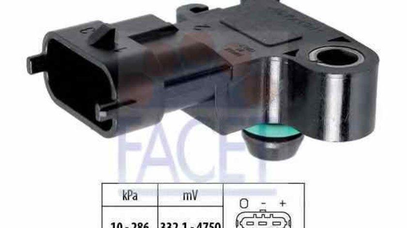 senzor presiune aer galerie admisie VAUXHALL MERIVA Mk II B FACET 10.3195
