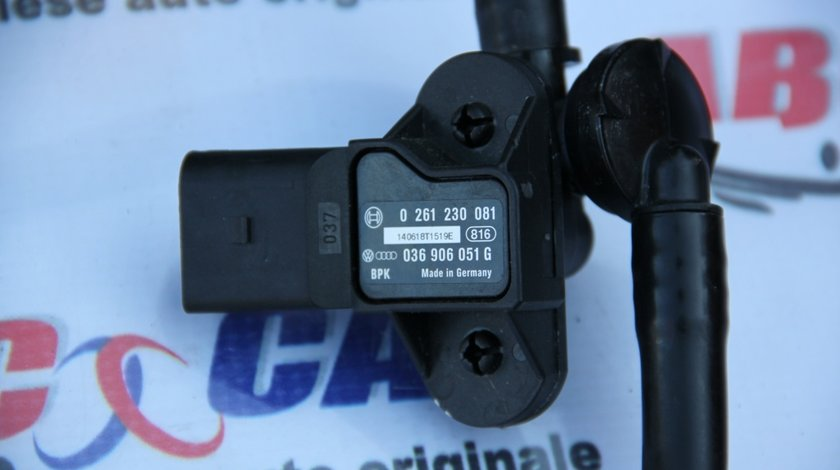 Senzor presiune aer VW Touareg 7P cod: 0261230081 / 036906051G model 2014