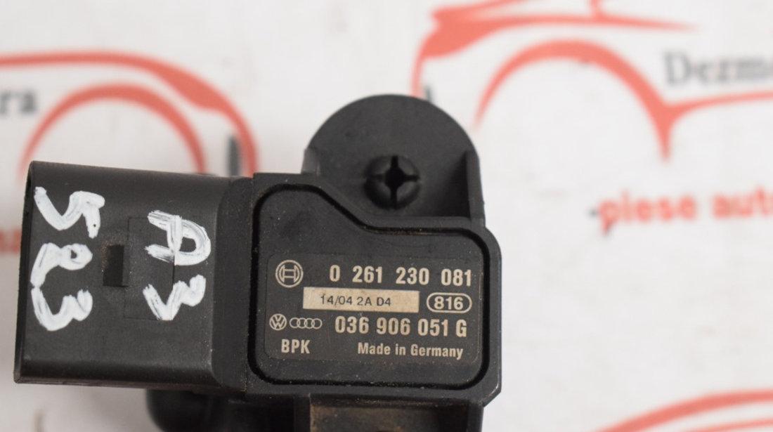 Senzor presiune Audi A3 8P 2.0 FSI AXW 036906051G 583