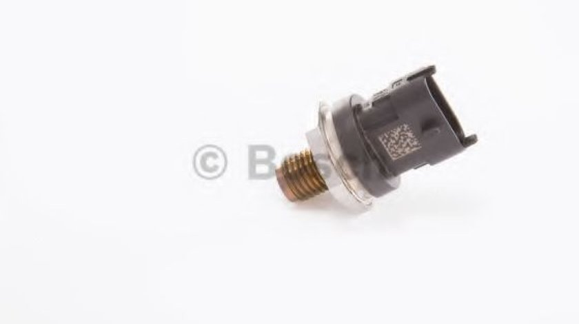 Senzor, presiune combustibil KIA SORENTO I (JC) (2002 - 2009) BOSCH 0 281 002 909 produs NOU