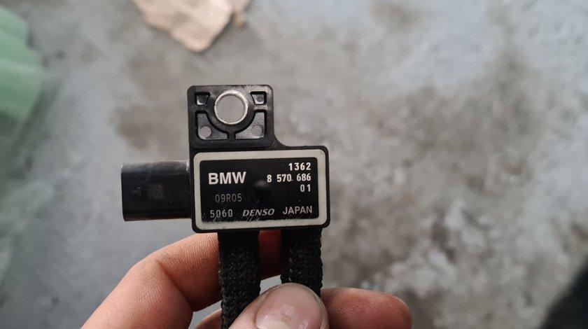 Senzor presiune DPF BMW X3 F25 X4 F26 2.0D B47D20A 2014 2015 2016 2017