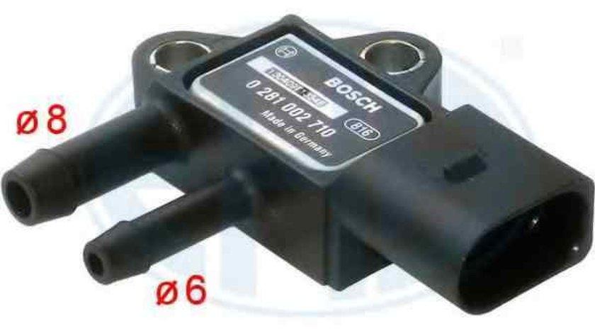 Senzor presiune filtru particule AUDI A4 (8E2, B6) ERA 550704