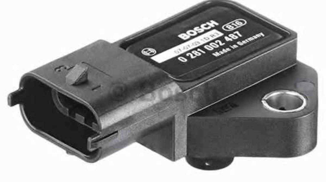 Senzor presiune galerie admisie MAP OPEL ASTRA G hatchback F48 F08 BOSCH 0 281 002 487