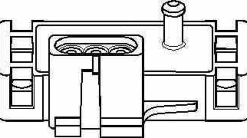 Senzor presiune galerie admisie OPEL ASTRA G hatchback F48 F08 TOPRAN 206 952