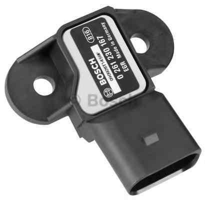 Senzor presiune galerie admisie VW GOLF V 1K1 BOSCH 0 261 230 167