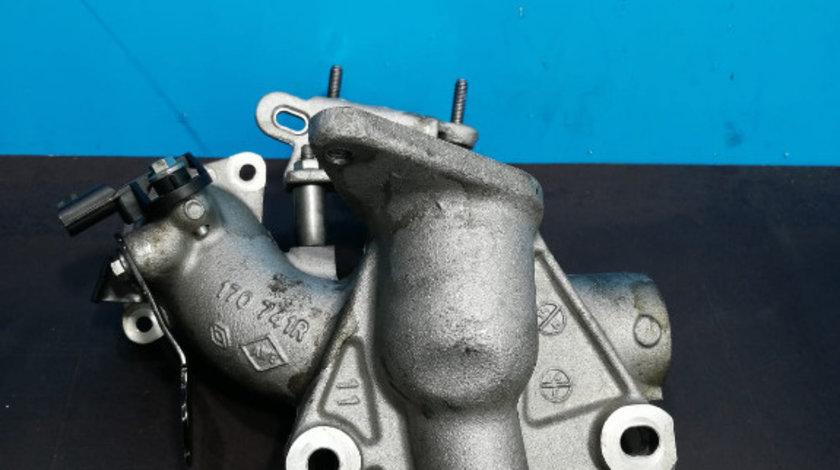 Senzor presiune + galerie Renault Megane 3 1.5 DCI 8201038353, 223657458R