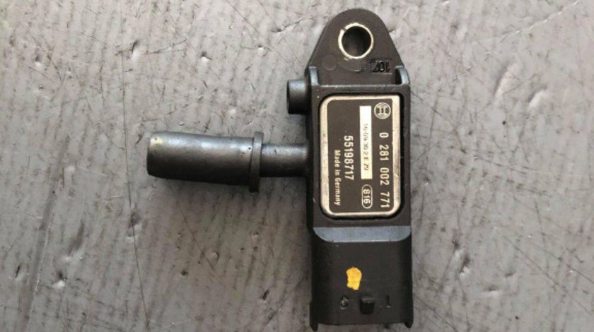 Senzor presiune gaze 1.9 d opel astra h fiat idea stilo sedici 0281002771 55198717