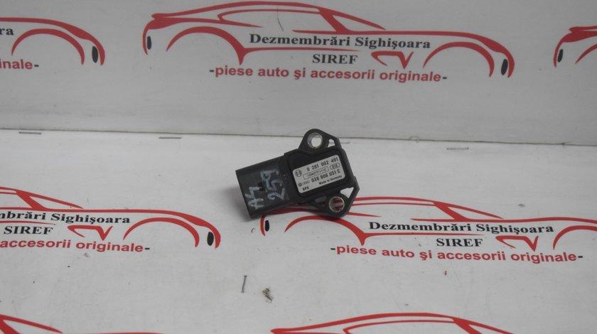 Senzor presiune gaze Audi A4 B6 0281002401 038906051C 529
