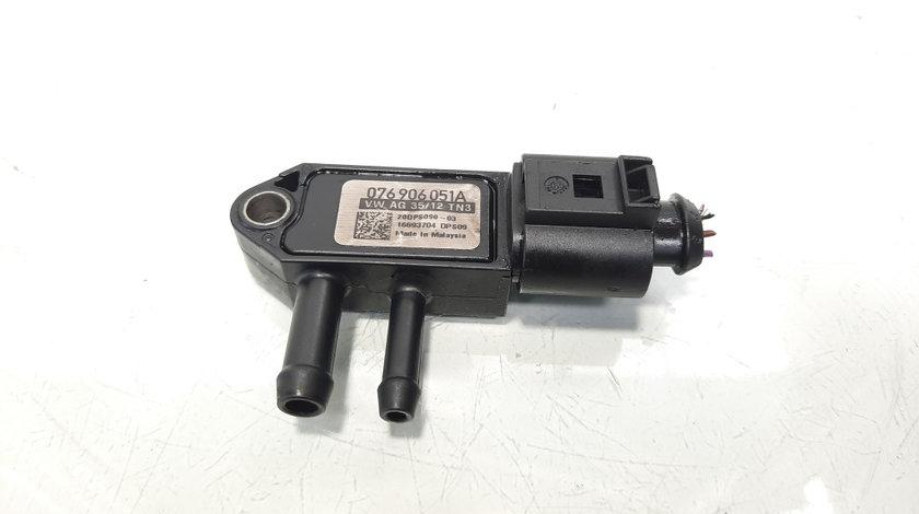 Senzor presiune gaze, cod 076906051A, VW Passat CC (357), 2.0 TDI, CBBB (idi:466655)