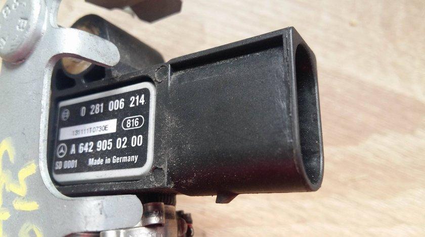Senzor presiune gaze evacuare mercedes b-class 246 1.8 cdi 651901 a6429050200