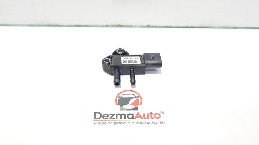 Senzor presiune gaze, Opel Antara [Fabr 2006-2017] 2.2 cdti, 25182883 (id:402947)