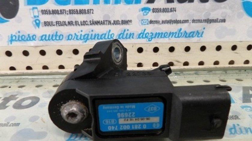 Senzor presiune gaze Renault Laguna 2, 2.0dci, 0281002740