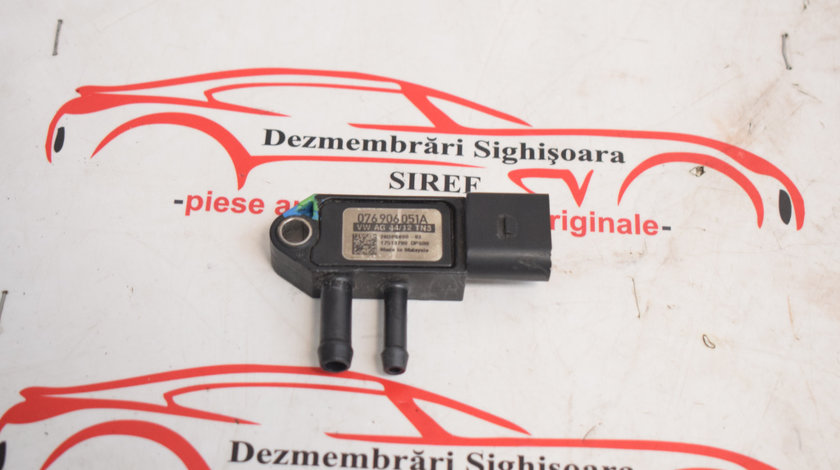 Senzor presiune gaze VW Golf 5 2.0 TDI BMM 076906051A 511