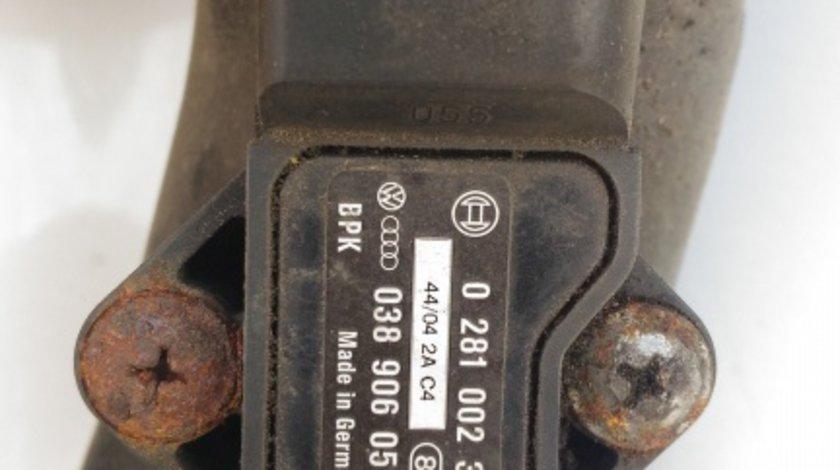 Senzor presiune MAP VW Golf 5, 1.9 cod bosch 0281002399