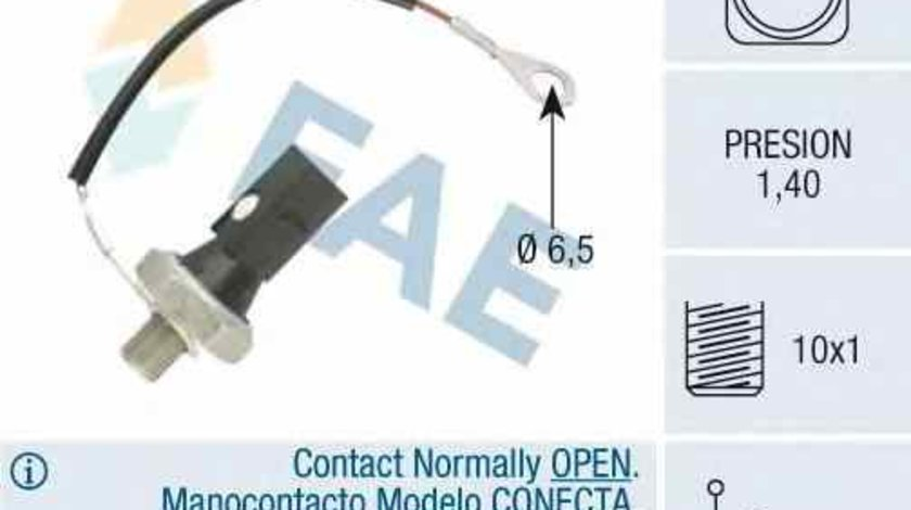 Senzor presiune ulei AUDI A4 8EC B7 FAE 12896