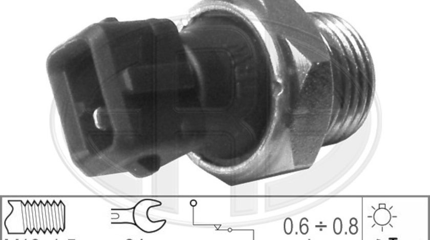 Senzor presiune ulei Producator ERA 330362