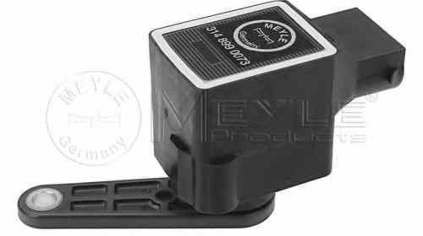 Senzor reglaj nivel faruri Xenon BMW 5 E60 MEYLE 314 899 0073