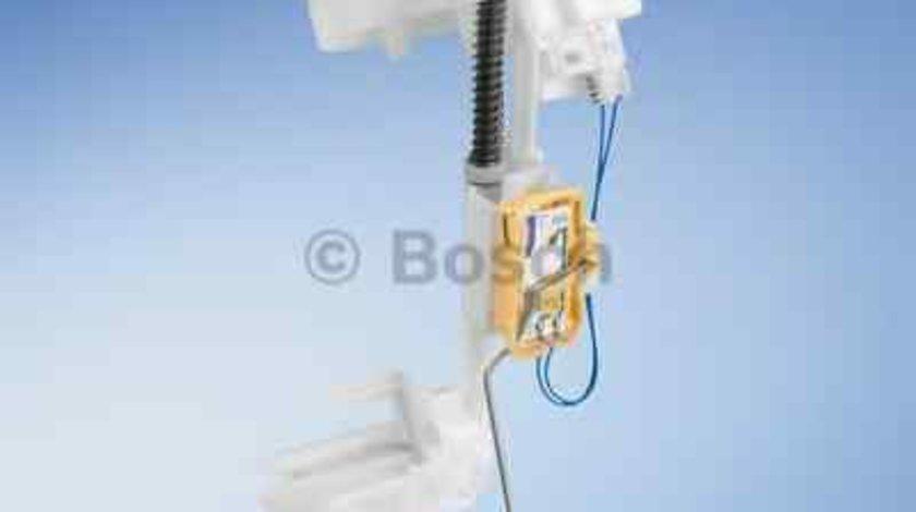 senzor rezervor combustibil MERCEDES-BENZ C-CLASS W203 BOSCH 1 582 881 056