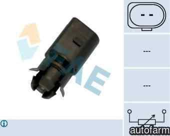senzor temperatura exterioara SKODA FABIA Combi 6Y5 4MAX 0603080003P