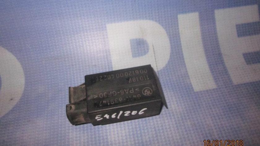 Senzor temperatura exterior BMW E46 ; 8391470 (modul)